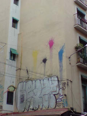 Barcelona sights - Street art