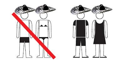 Sombrero Etiquette - Barcelona Sights