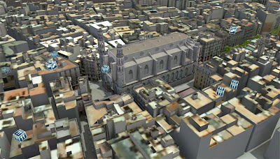 Barcelona Media 3D on Barcelona Sights blog
