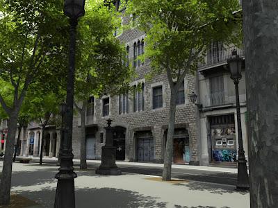 3D Barcelona on Barcelona Sights blog