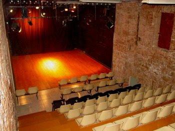 La Riereta Theatre - Image from www.gloungebcn.com