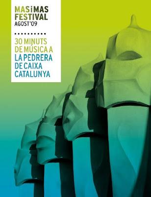 La Pedrera Mas i Mas Festival - Barcelona Sights
