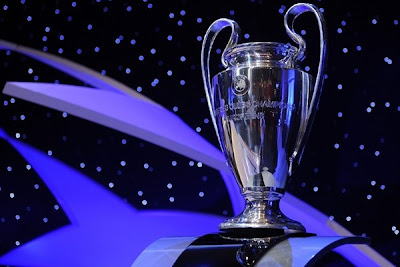 Barcelona Sights blog - Champions League Trophy