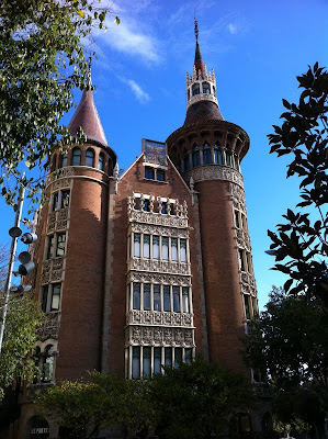 Barcelona Sights - Pinxos Towers