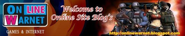 Selamat datang di Weblog Online Warnet...