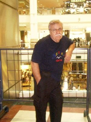 At PutraJaya Shopping Center in Kuala Lumpur Feb. 2008