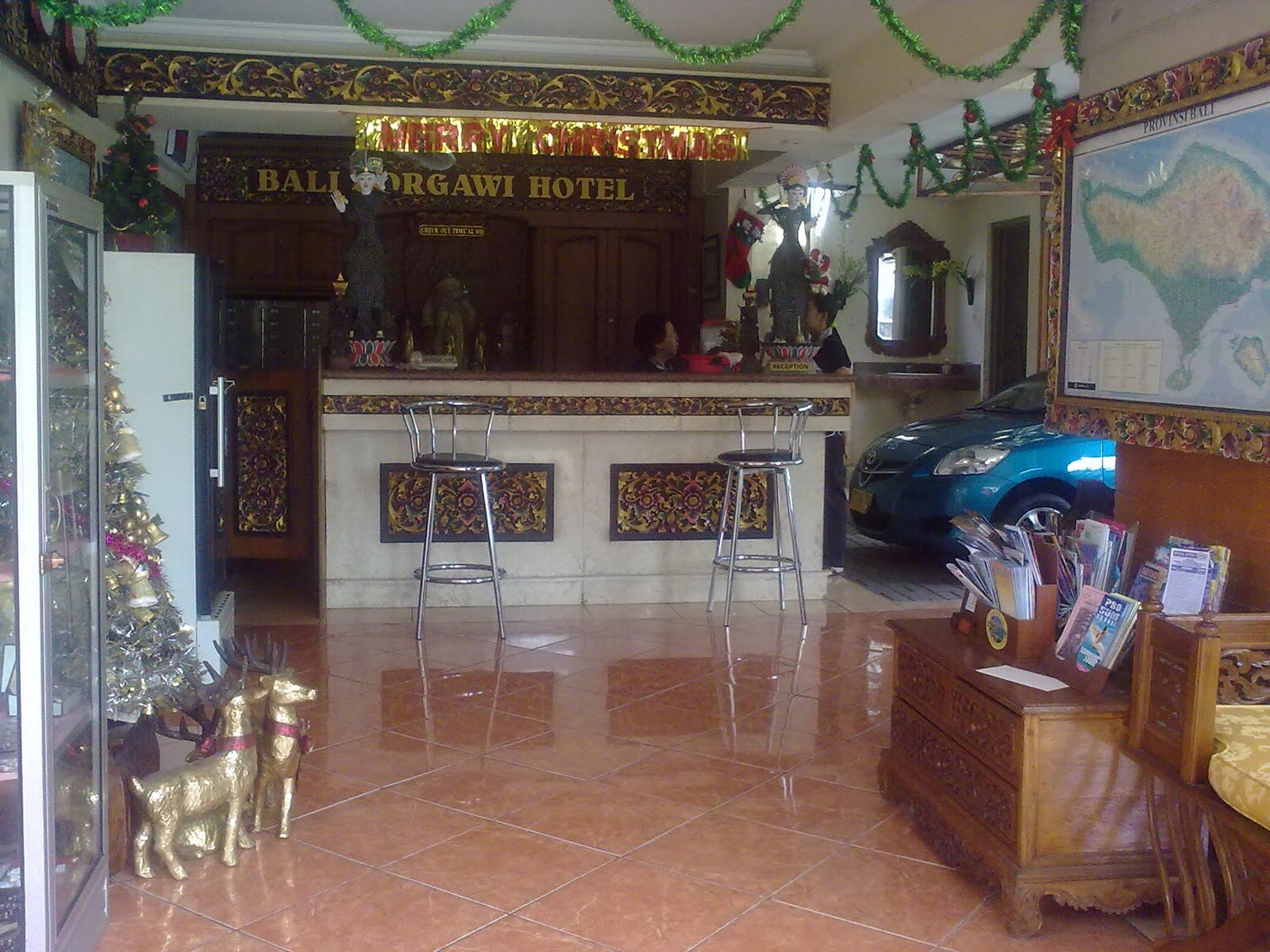 BALI SORGAWI HOTEL - Dec. 2009