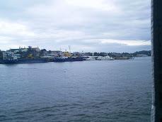 Port of masbate Bicol Region - The Philippines November 2007