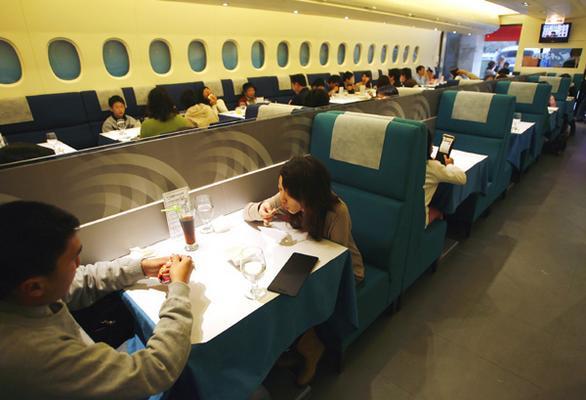 A380 RESTAURANT IN TAIPEI