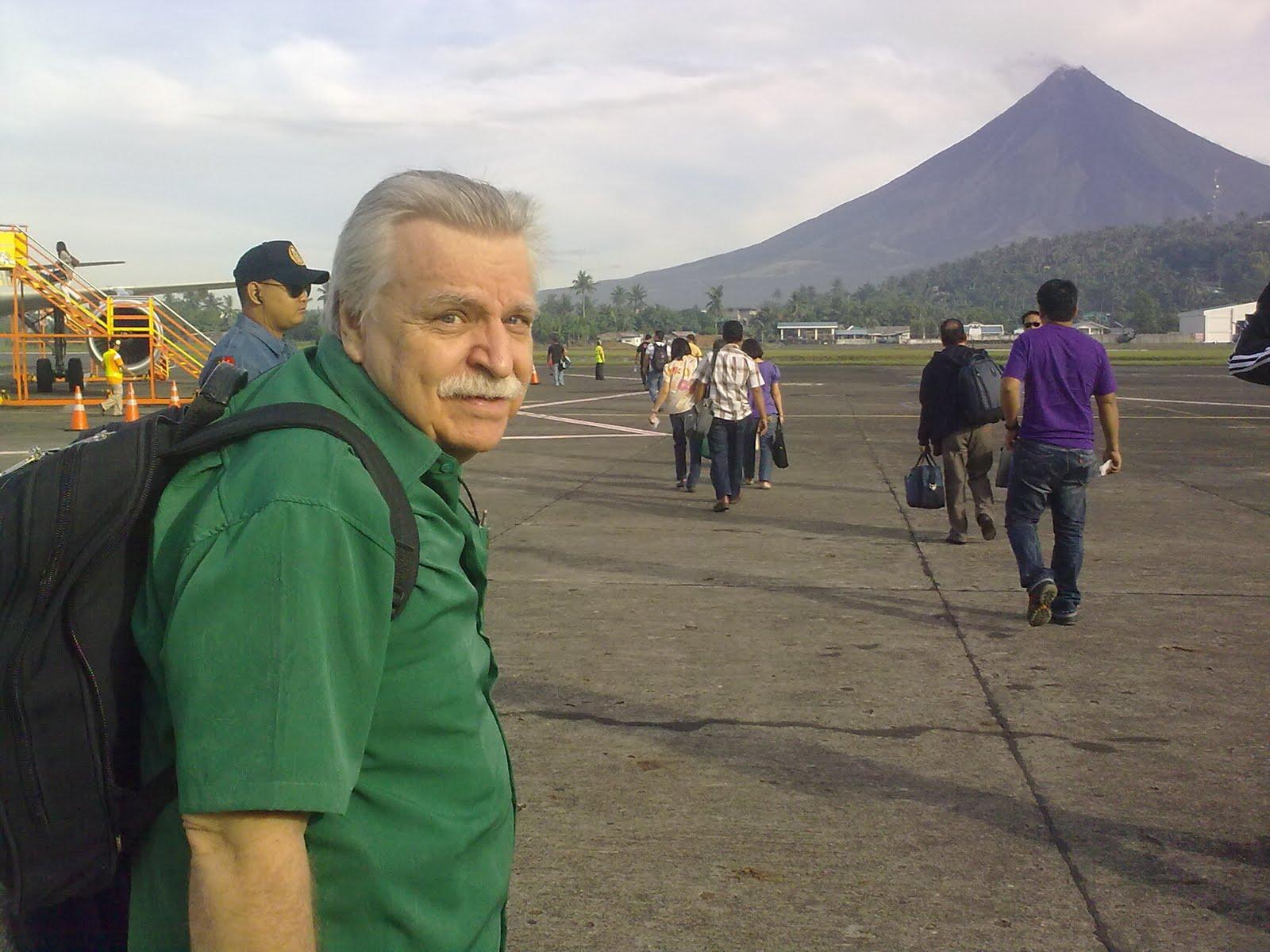 14 Sep. 2010 first leg of my long journey to Autralia Legazpi to Manila