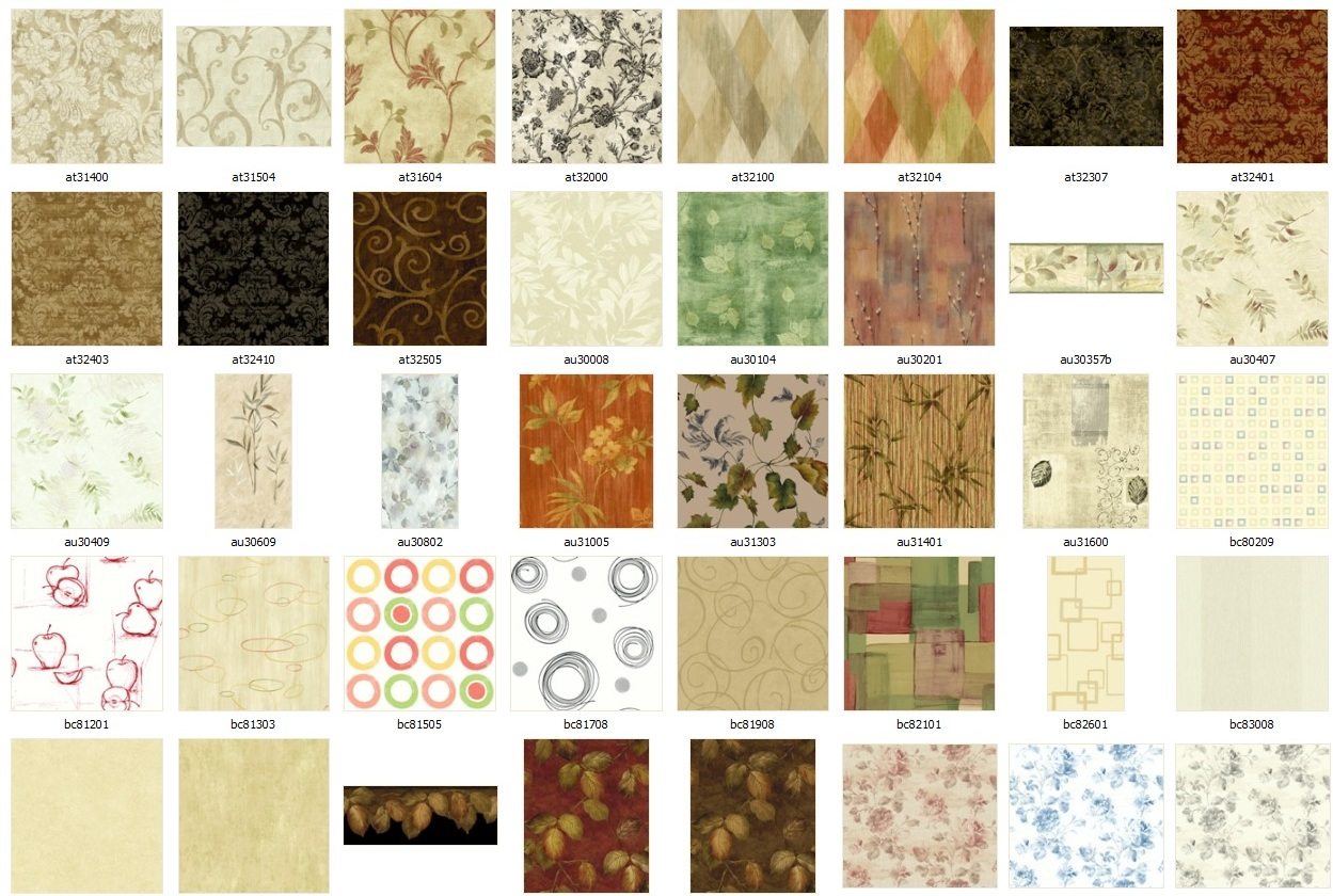 1000 seamless wallpaper for interior. TIF format, 500x500, 259.13 Mb