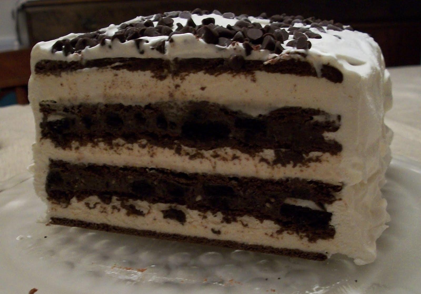 ice cream sundae 4 layer chocolate cake ice cream sundae 4 layer ...