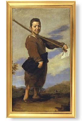 Josep de Ribera: El peu var