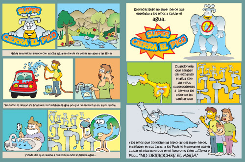 Tecnologia ambiente agosto 2010 - Como podemos ahorrar agua en casa ...