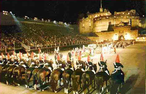 The Edinburgh Military Tattoo Returns to Beat the Drum Down Under