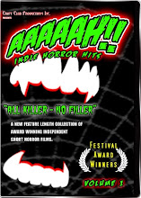 DVDs NOW AVAILABLE:<br>AAAAAH!! Indie Horror Hits,<br>Vol. 1 & 2