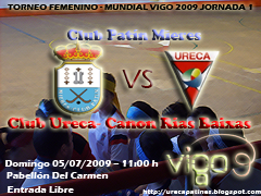CP Mieres VS Club Ureca (05/07/2009)