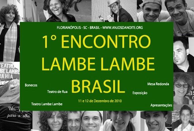 1° Encontro Lambe Lambe Brasil 2010 - SC - BRASIL