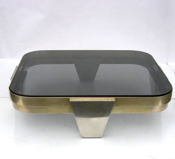 Glass Top Coffee Table From Karl Andersson: Modern Design Fanatic: KARL SPRINGER