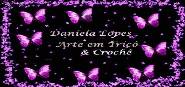 Tricô e cochê by Daniela Lopes