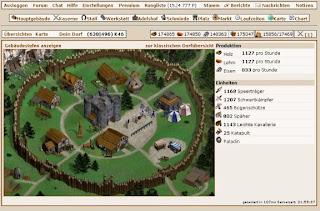 tribal wars - good free online rpg game