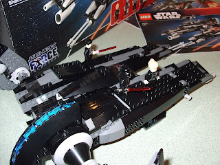 7672 Rogue Shadow Star wars lego