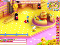 Hello Kitty screenshot from Good Free RPG Games Online