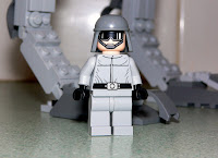 7657 AT-ST pilot Star Wars Lego Collectables