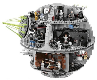 New Unreleased Death Star 10188 | Star Wars Lego Collectable
