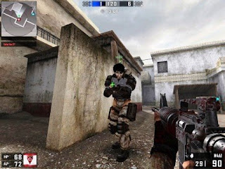 best free online games mmofps Blackshot