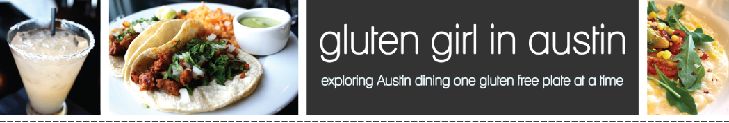 Gluten Girl in Austin