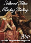 2010 Historical Fiction Challenge