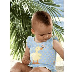 Le Top duck swim new med Baby and Toddler Swimsuits
