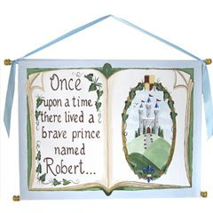 prince+blum Personalized Children's Wall Art