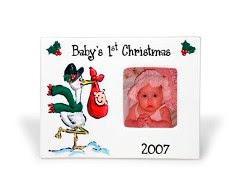 xmas+frame Baby Christmas Gifts
