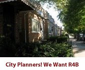Norwood Gardens Wants R4B Not R5B!