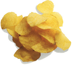 Potato chips,Potato crisps