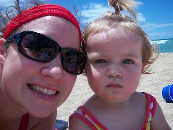 At da Beach!!