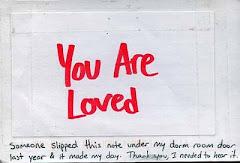eres amado