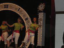 Kylee's production dance!