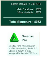 DOWNLOAD ANTIVIRUS SMADAV 8.2 TERBARU (JULI) PLUS KEY