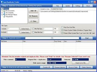 Download easy duplicate finder versi 2.4