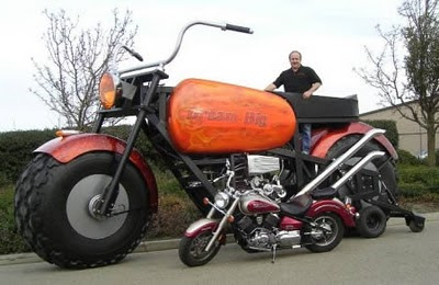 World Biggest Motorcycle