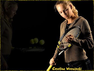 Sexiest Tennis Players Caroline Wozniacki