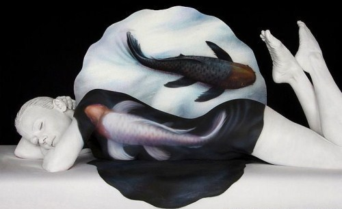 Amazing Body Art From Craig Tracy