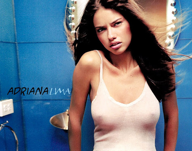 Adriana Lima's Hot Wallpaper
