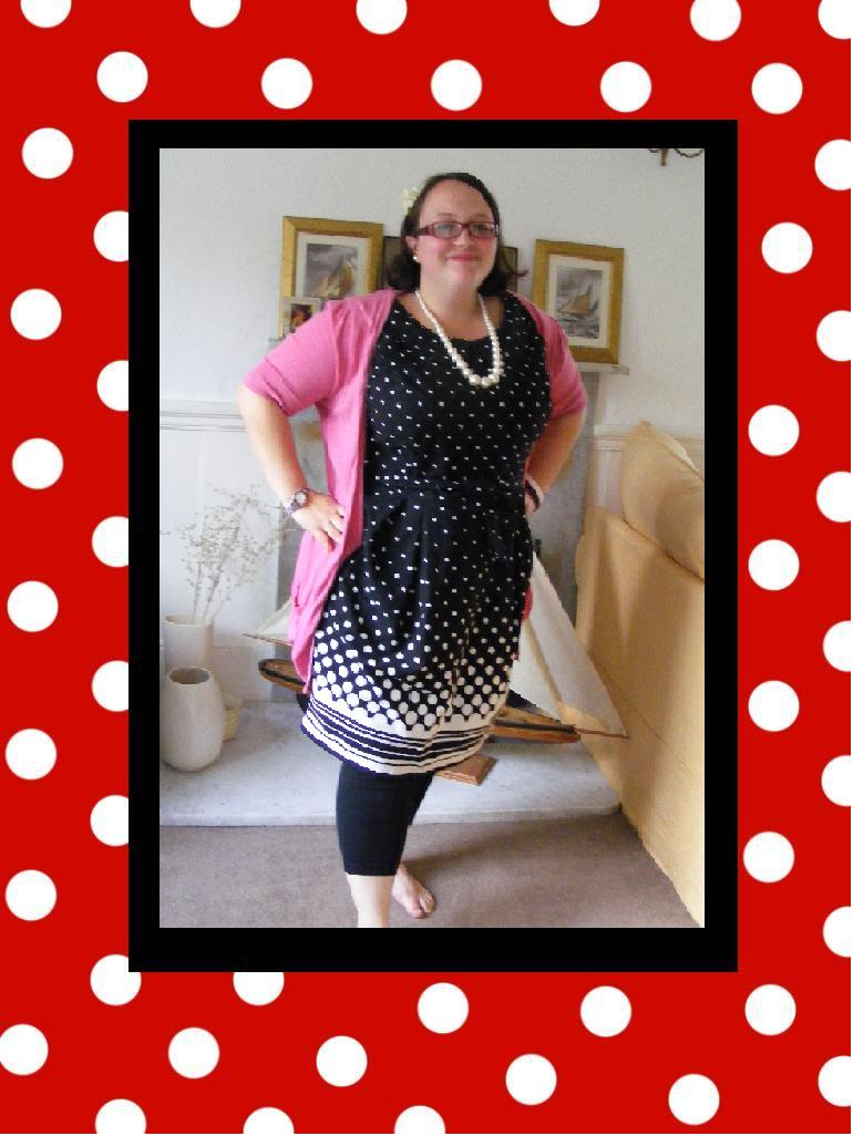 All About Abbie Double Dose Of Polka Dots Weddings