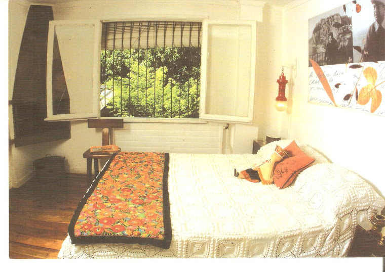 Ninho de amor de Matilde e Pablo Neruda