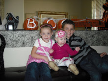 My nieces and nephew - sooo cute!