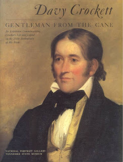 DAVY CROCKETT, GENTLEMAN FROM THE CANE by James C Kelly and Frederick S. ...
